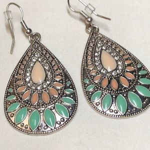 Gorgeous handmade earrings